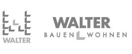 Walter - Bauen Wohnen Logo